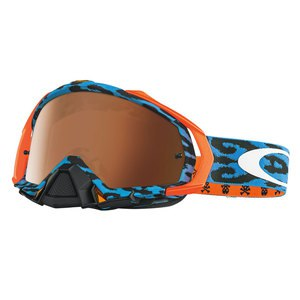 MAYHEM PRO MX - CHEETAH BLUE
