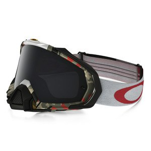MAYHEM PRO MX  - FLIGHT SERIES WOLF PACK LENS DARK GREY