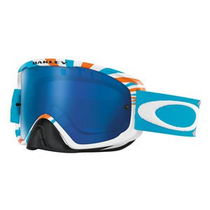 O2 MX - RPM ORANGE/BLUE BLACK ICE IRIDIUM