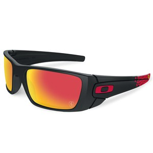 Lunettes de soleil Oakley FUEL CELL - MATTE BLACK - RUBY IRIDIUM