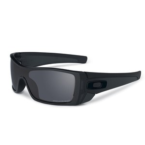 Lunettes de soleil Oakley BATWOLF - MATTE BLACK INK - BLACK IRIDIUM POLARIZED