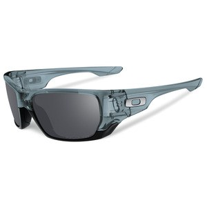 Lunettes de soleil Oakley STYLE SWITCH CRYSTAL BLACK WITH BLACK IRIDIUM POLARIZED
