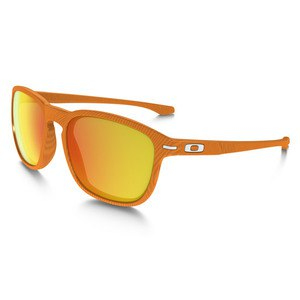 Lunettes de soleil Oakley FINGERPRINT COLLECTION ENDURO IRIDIUM Orange