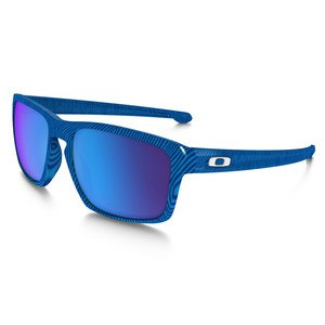 Lunettes de soleil Oakley FINGERPRINTER COLLECTION SLIVER IRIDIUM