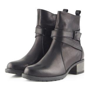 143e0431e618eb Chaussures Moto Homme / Femme en cuir et semelle compensée ...
