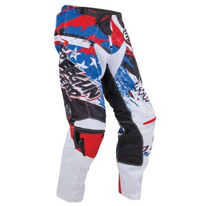 Pantalon cross Shot by Freegun CONTACT US PT 2015 RED BLUE