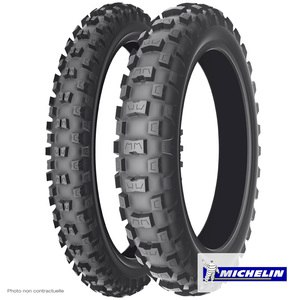 AC10 CROSS 80/100 - 21 (54R) TT