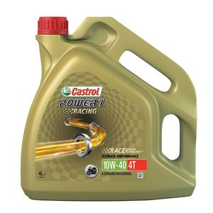 POWER 1 RACING 4T 10W-40 4 LITRES