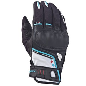 RS GRIP LADY HP NOIR BLANC TURQUOISE