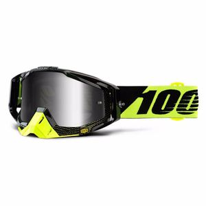 Masque cross 100% RACECRAFT - COX MIRROR LENS