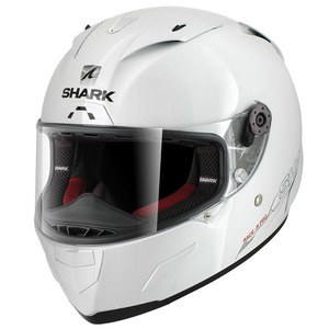 Casque Shark RACE-R PRO BLANK