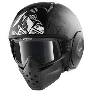 Casque Shark RAW DANTE MAT