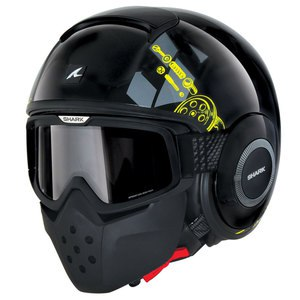 Casque Shark RAW KUBRIK
