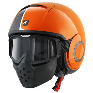 Casque Shark RAW STRIPE