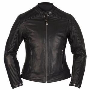Blouson moto cuir Femme - Motoblouz.com 9979c4268612