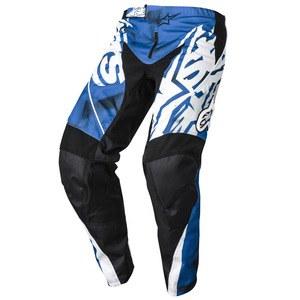 Pantalon cross Alpinestars Racer Pant Bleu/Noir 2014 (ENFANT)