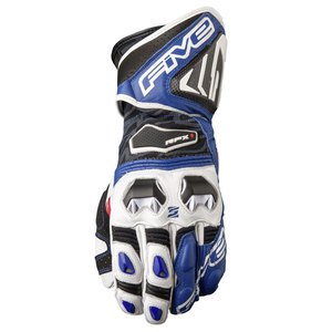 Gants Five RFX1 NEW Blanc/Bleu