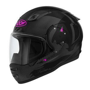 RO200 CARBON - PANTHER - BLACK PINK FLUO