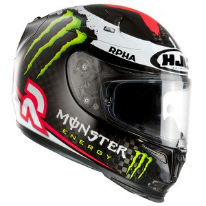 Casque Hjc RPHA 10 PLUS - CARBON LORENZO
