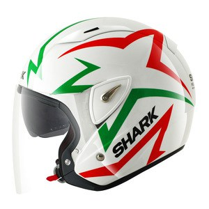 Casque Shark RSJ ST STARRY