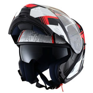Casque Astone RT 1200 VIP Rouge Fluo