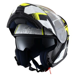 Casque Astone RT 1200 VIP Jaune Fluo