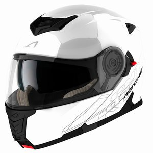 Casque Astone RT 1200 MONOCOLOR Blanc