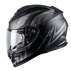 EXO-510 AIR - SCALE BLACK SILVER