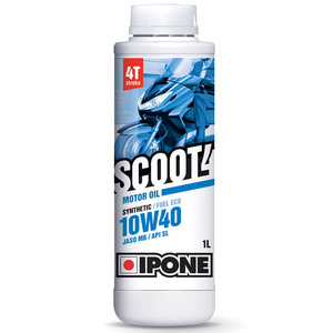SCOOT 4 - 10W40 - 1 LITRE