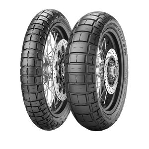 SCORPION RALLY STR 130/80 R 17 (65V) TL