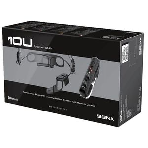 10U - POUR SHOEI GT-AIR