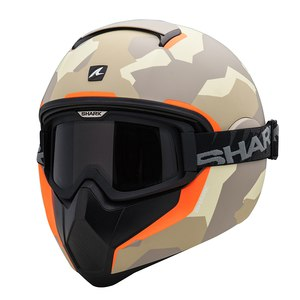 Casque Shark VANCORE WIPEOUT MAT