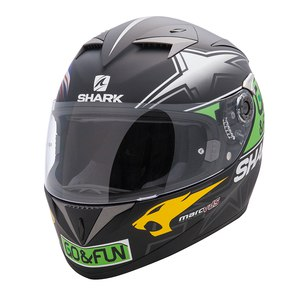 Casque Shark S700-S REPLICA REDDING VALENCIA