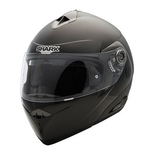 Casque Shark OPENLINE DUAL BLACK
