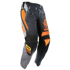Pantalon cross Shot DEVO SQUAD GRIS NEON ORANGE 2017