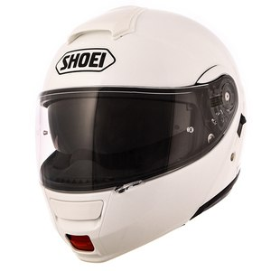 Casque Shoei NEOTEC - UNI Blanc