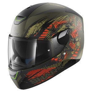 Casque Shark SKWAL SWITCH RIDERS MAT