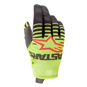 YOUTH RADAR - YELLOW FLUO ANTHRACITE