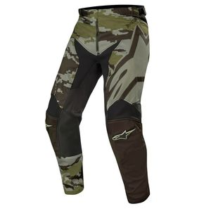 RACER TACTICAL BLACK GREEN CAMO