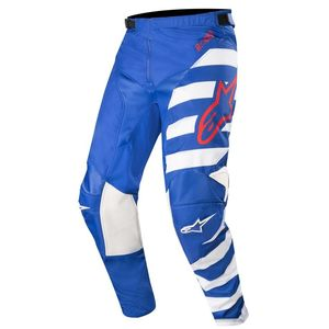 RACER BRAAP BLUE WHITE RED