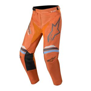 RACER BRAAP - DARK GRAY ORANGE FLUO