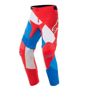 YOUTH RACER VENOM RED WHITE BLUE
