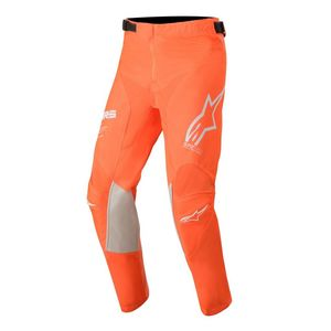 YOUTH RACER TECH - ORANGE FLUO WHITE BLUE