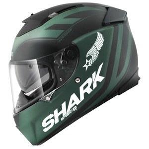 CASQUE SHARK SPEED-R MAX VISION AVENGER MAT KGR