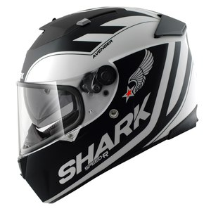 CASQUE SHARK SPEED-R MAX VISION AVENGER MAT WKR