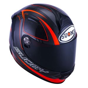 SR SPORT - CARBON RED