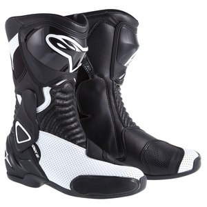Bottes Alpinestars STELLA SMX-6 VENTED Black/white