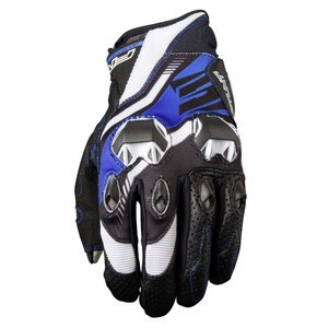 Gants Five STUNT EVO REPLICA ICON Bleu