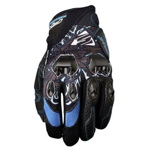 Gants Five STUNT EVO REPLICA WOMEN Blue