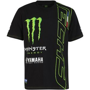 CUSTOM 2 - TECH3 MONSTER ENERGY - BLACK GREEN